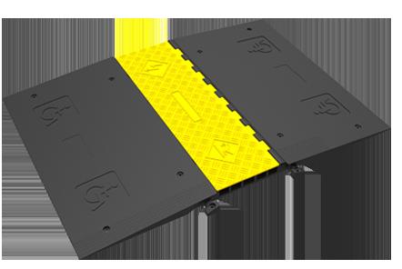 強化型ケーブルプロテクター バリアフリー・タイプ width=
